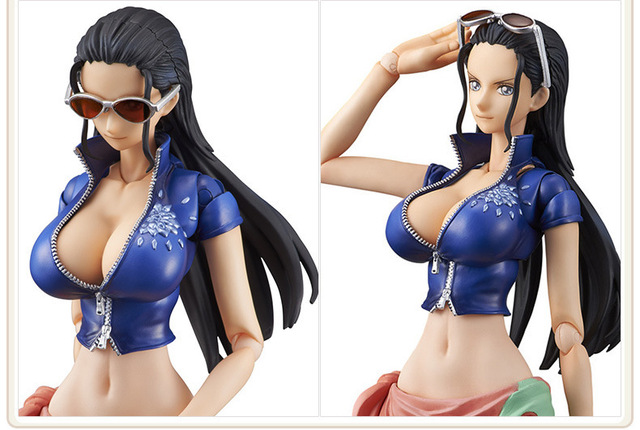One Piece Robin Action Figure Model Toy