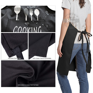 Image 5 - กันน้ำผ้ากันเปื้อนทำอาหาร Chef Aprons สำหรับผู้หญิงผู้ชายผ้ากันเปื้อนครัว Idea สำหรับน้ำยาล้างจานภาพวาด