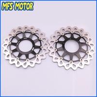 Freeshipping Front Brake Discs Rotor For Honda CBR1000RR 2006 2007 06 07 CBR 1000RR 06 07