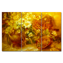 Vintage European Palace still life Flowers Canvas Paintings Posters Prints Valentine's Gift Wall Art Picture Bedroom Home Decor