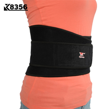 K8356 Sports Pressurization Waist Support Fitness Basketball Sedentary Lumbar Support Belt Breathable Sports Safety Workout Belt