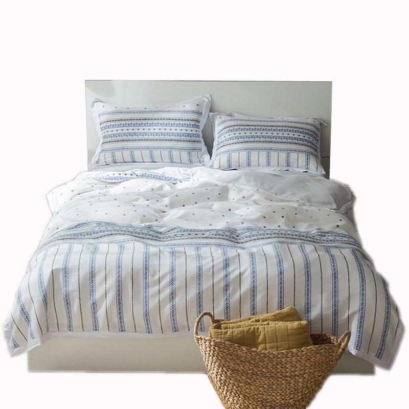 tencel u0026bamboo fiber duvet cover set for summerqueen king size soft bedding set for