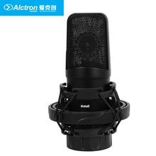 Alctron BETA5 karaoke microfones de condensador de estúdio de gravação microfone vocal para performance de palco Grande diafragma