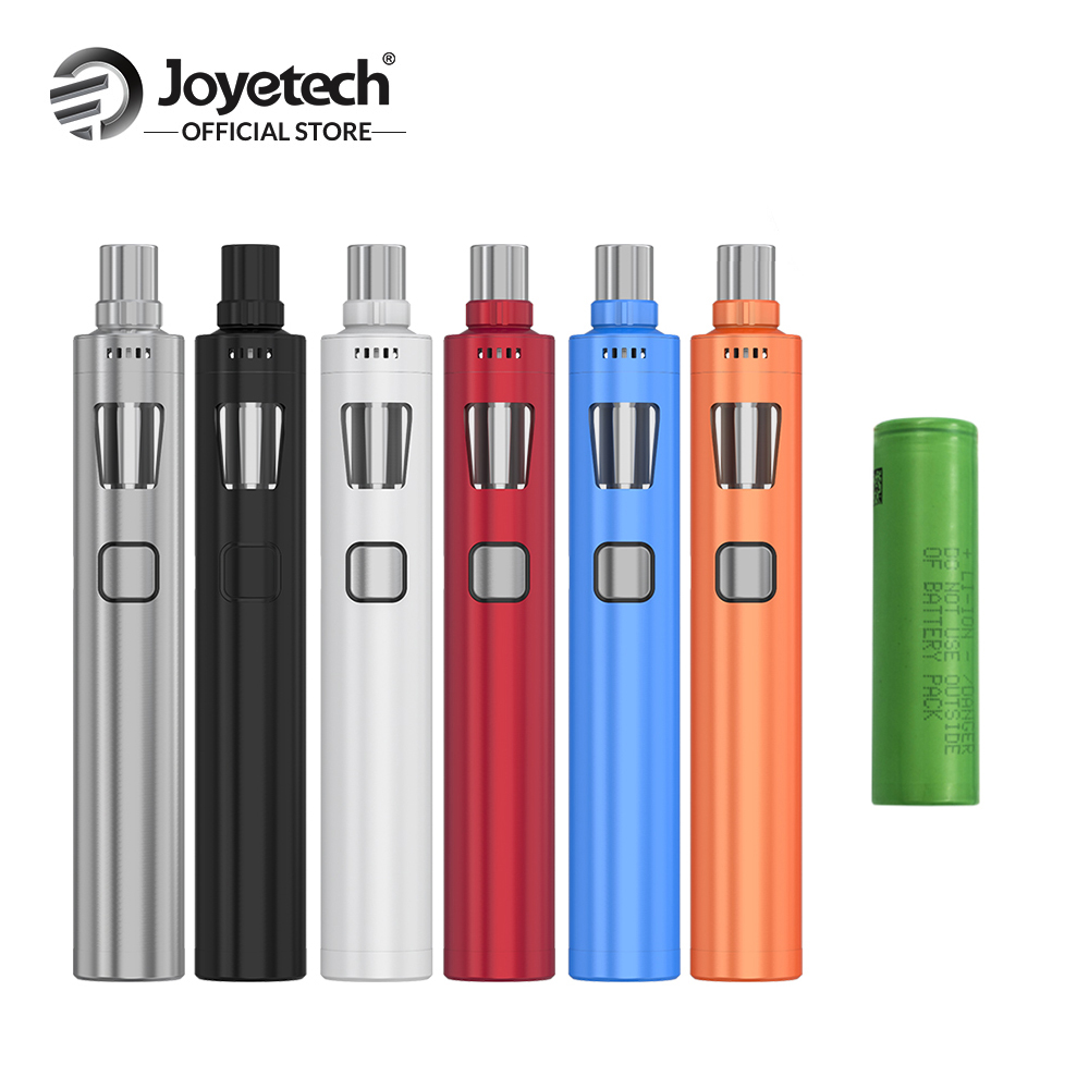 Original Joyetech eGo AIO Pro C Kit With 1PCS 18650 Battery 4ml Capacity 0.5ohm/0.6ohm BF SS316 Coil Vape Pen E-CigaretteOriginal Joyetech eGo AIO Pro C Kit With 1PCS 18650 Battery 4ml Capacity 0.5ohm/0.6ohm BF SS316 Coil Vape Pen E-Cigarette