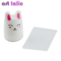 1-Set-Cute-White-Rabbit-Soft-Silicone-Print-Template-for-Nail-Stamp-Plates-with-Nail-Scraper_jpg_640x640