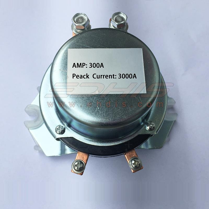 12V 100A 4-Terminl Continuous Duty Solenoid Relay 300A In