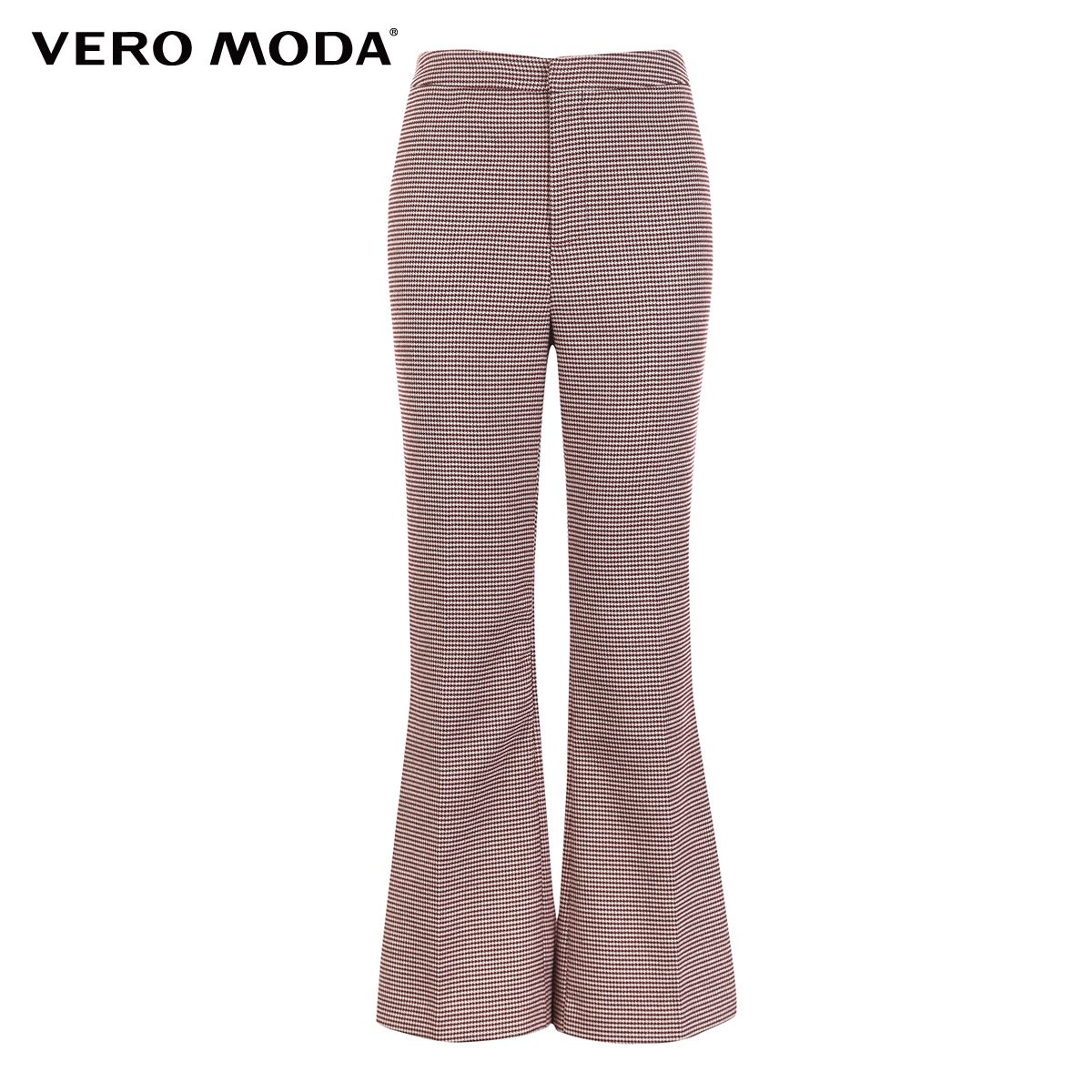 caramel S Gallo Placket Zipper Nuevo 2019 Acampanados Pantalones Vino 318350518 Vero Moda Camel 4fOqUwxnfv