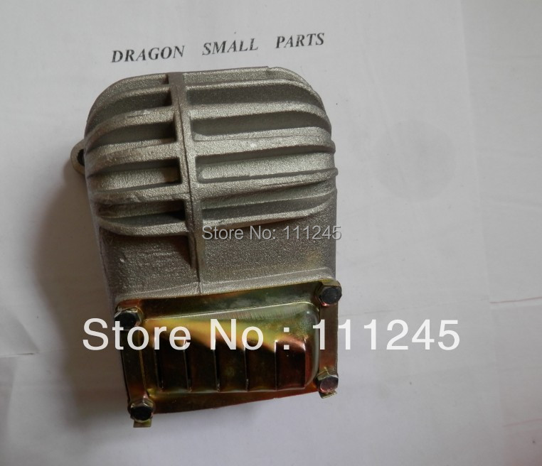 EXHAUST MUFFLER FOR CHAINSAW 070  090 090G  MS720 MS070 CHEAP GASOLINE CHAIN SAW MUFFER REPL.  PARTS  1106 145 0300  070 gasoline chainsaw spare parts shround