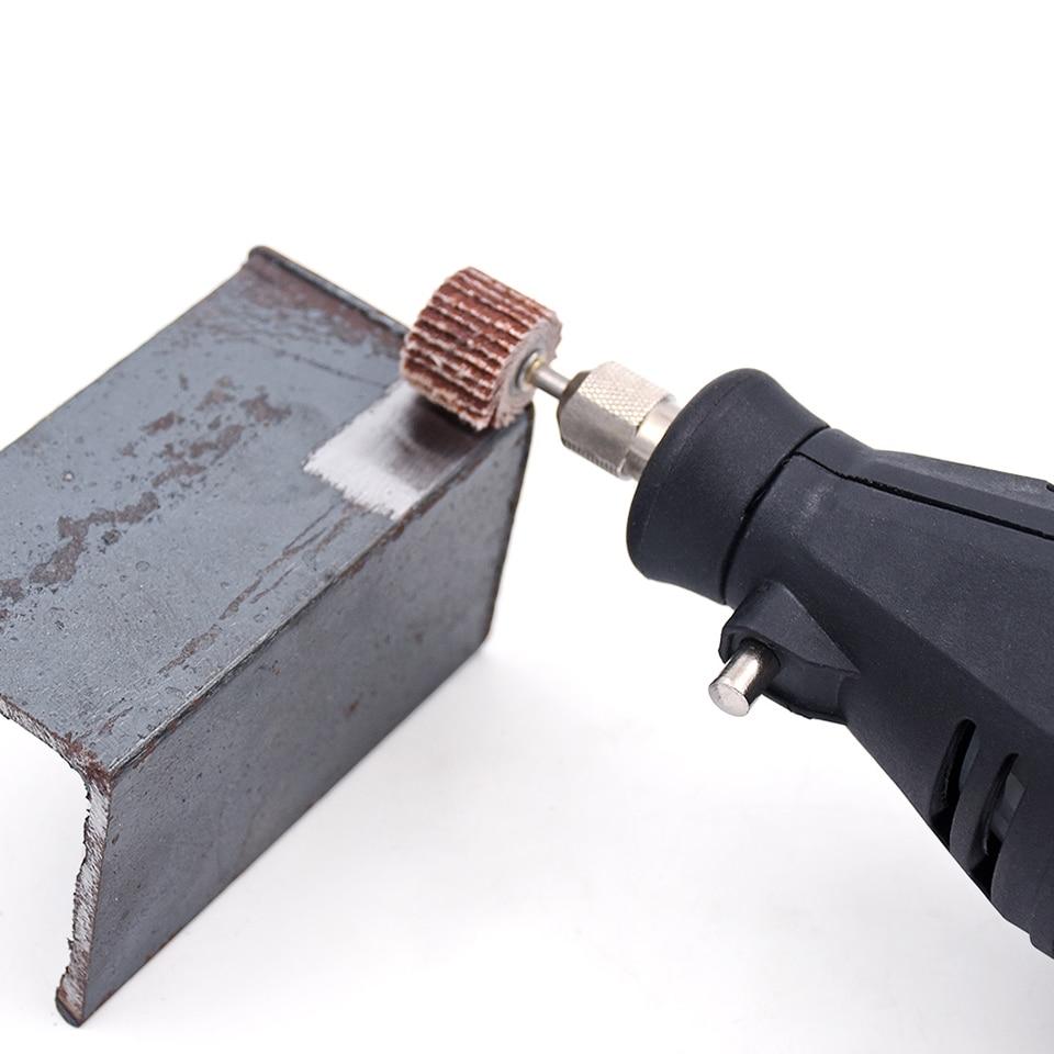 10pcs șlefuit șmirghel pentru scule Dremel Accesorii Mini burghiu - Instrumente abrazive - Fotografie 3