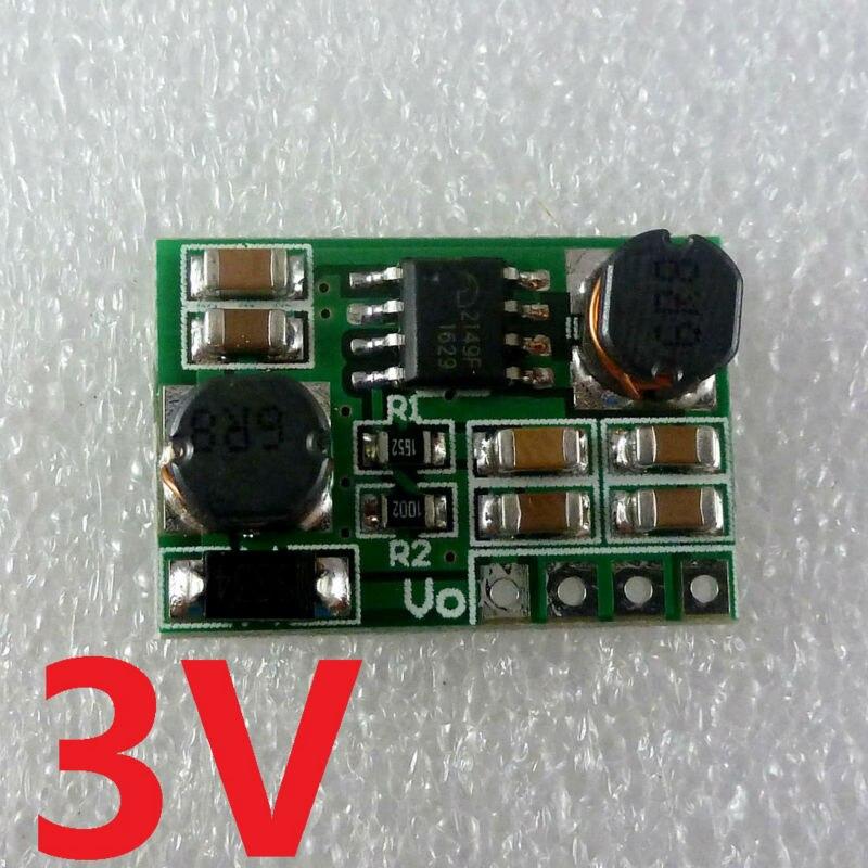 Goed Auto Buck-boost Dc Dc 1.5 V 1.8 V 2.5 V 3.3 V 3.7 V 5 V Naar 3 V Boost-buck Converter Board Voeding Module Dd0603sb_3v Met De Beste Service