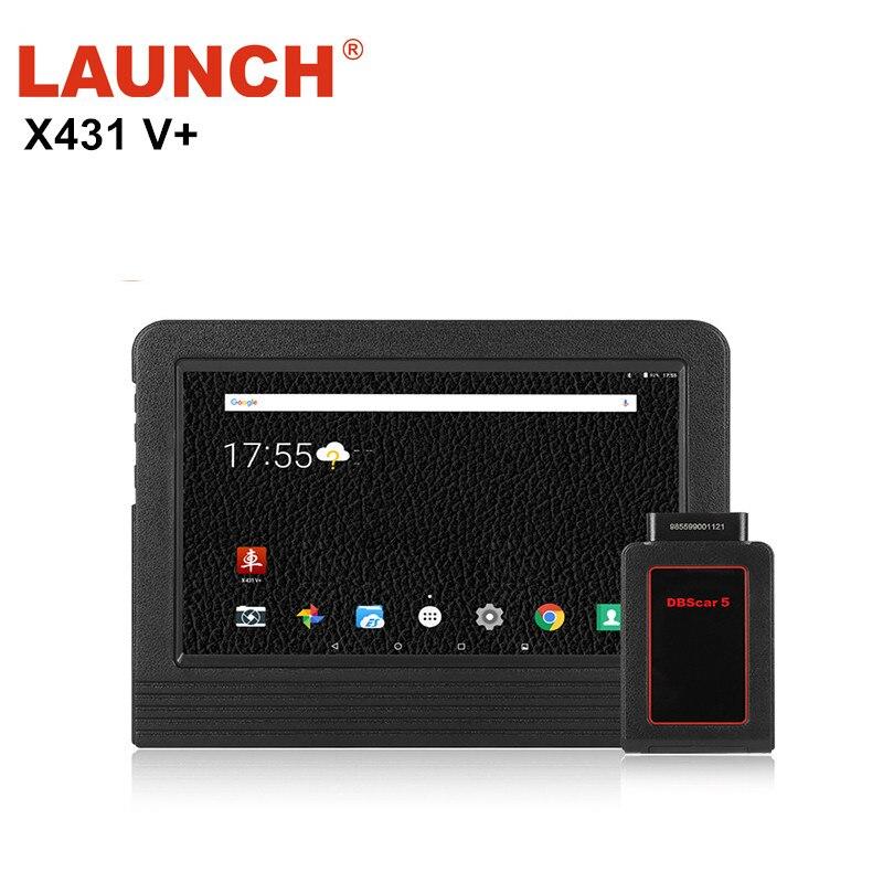 Новая версия Оригинал старта X431 V + Глобальный Версия Полный Системы автомобиль инструмент автоматического сканирования автомобиля инстру...
