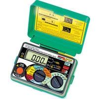 Быстрая доставка KYORITSU 6011A цифровой Многофункциональный тестер (5 в 1) с Австралийский разъем 20/200/2000Ohm