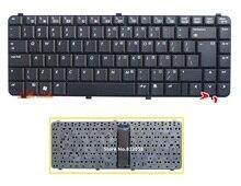SSEA Brand new laptop US Keyboard For HP COMPAQ 511 515 516 610 615 CQ510 CQ511 CQ610