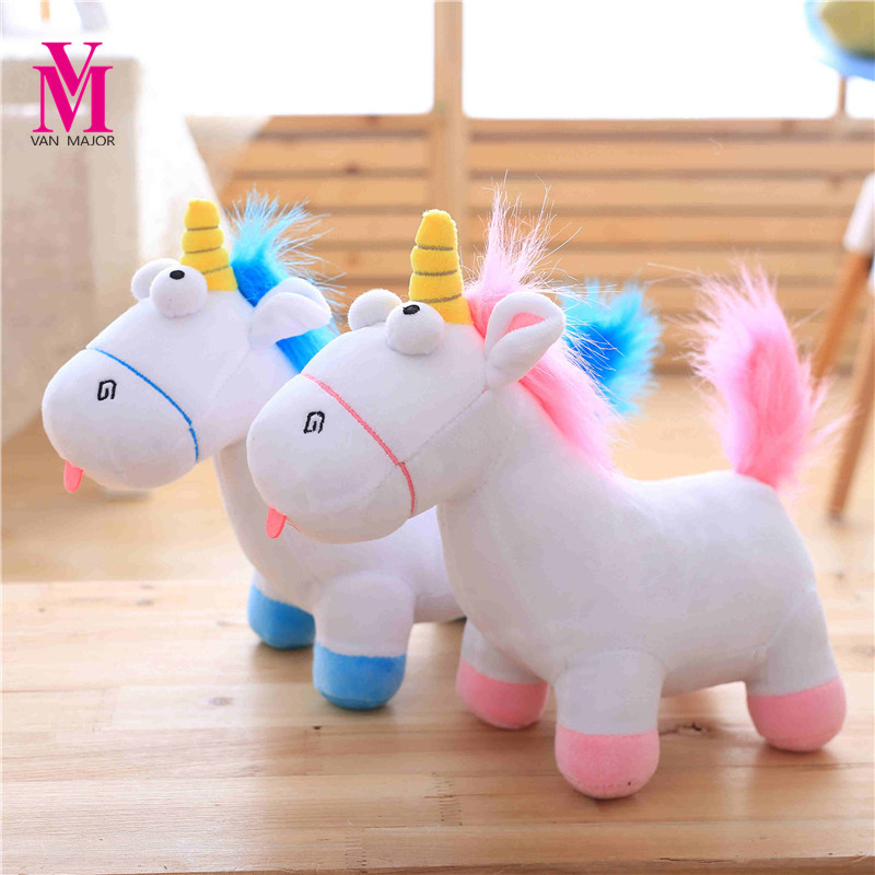 Direct Deal Cartoon Unicorn Plush Toy Rainbow Dash Doll High Quality And Low Price 35cm ...