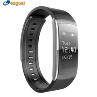 IWOWNfit I6 PRO Smart Wristband Heart Rate Monitor Bracelet Sport Smart Watch Call Reminder Activity Sleep