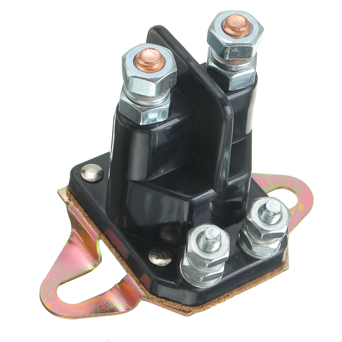 ᗖ New! Perfect quality engine solenoid relay switch and get