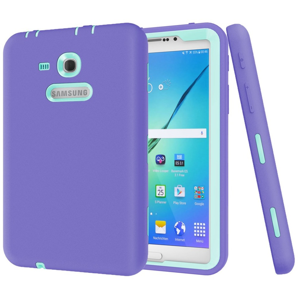 ac1d15c9e9b Cheap Nueva funda de silicona para Samsung Galaxy Tab 3 Lite 7,0 T110 T111