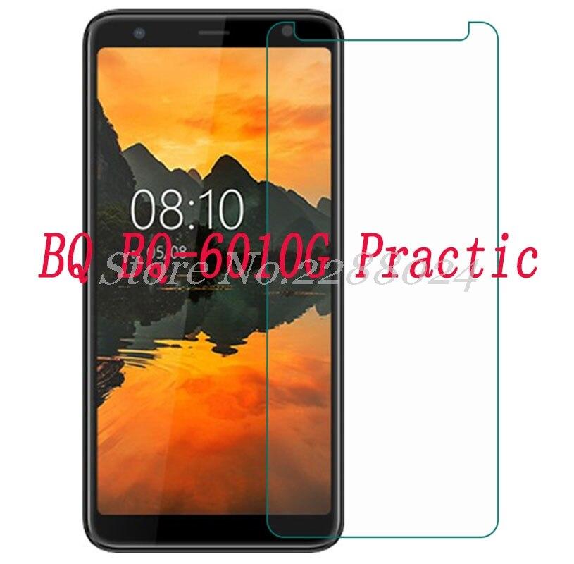 Купить Смартфон 9 H закаленное стекло для BQ BQ-6010G Practic glass Взрывозащищенная защитная пленка защитная крышка для телефона на Алиэкспресс