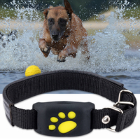 Pet GPS Tracker Dog Cat Collar Water Resistant GPS Callback Function USB Charging GPS Trackers for Universal Dogs