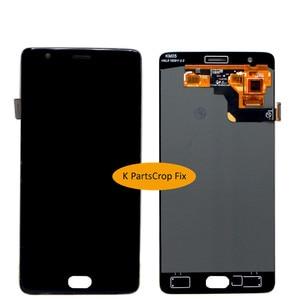 Image 5 - Oneplus 3 Lcd מסך Oneplus 3T תצוגת מסך נבדק מסך עם החלפת מסגרת עבור Oneplus 3T A3010 A3000 a3003 5.5 אינץ