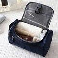 Bolsa de maquillaje bolsas de mujer baratas para hombre bolsa de cosméticos de viaje de nailon grande impermeable estuche organizador neceseres maquillaje bolsa de aseo