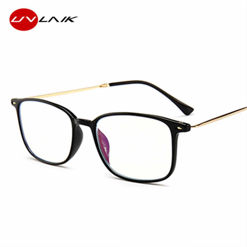a35e515801 ... UVLAIK Bifocal Reading Glasses Men Women Oversized Metal Frame Diopter  Eyeglasses 1.0 1.5 2.0 2.5 3.0 ...