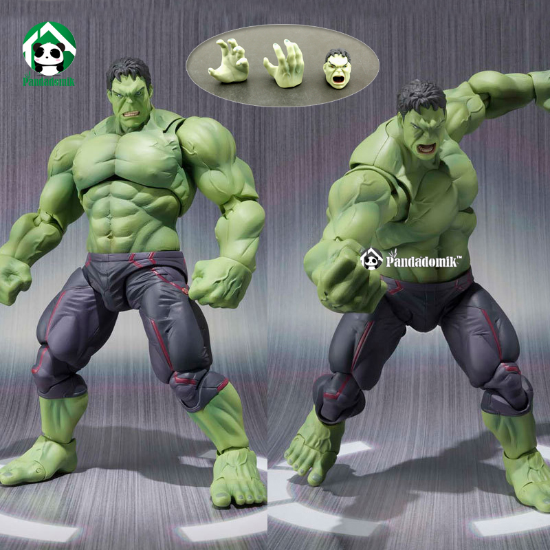 New hulk 20cm action figure super heroes avengers kids toys marvel action...