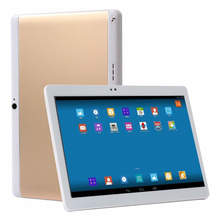 2017 Metal Shell Android 6.0 10 pulgadas Tablet PC Octa Core 2 GB RAM 32 GB ROM 1920*1200 IPS MEDIADOS Construido Embroma el Regalo 3G Bluetooth Wifi