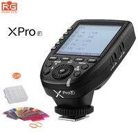 Free DHL Godox XPro F 2.4G Wireless TTL II HSS Flash Trigger for Fuji Fujifilm X Pro2 X T20 X T2 X T1 X Pro1 X T10 X E1 Camera