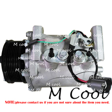 цена на High Quality New Auto AC Compressor For Honda Accord VI VIII 2.0 2.4 Air Conditioner Compressor 38810RBA006