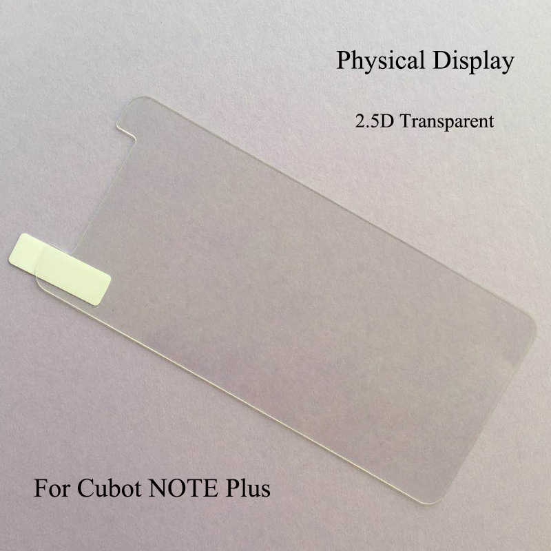 Cubot نوت بلس واقي للشاشة من الزجاج المقاوم للانفجار لهاتف Cubot Note Plus واقي للشاشة لهاتف Cubot نوت Plus