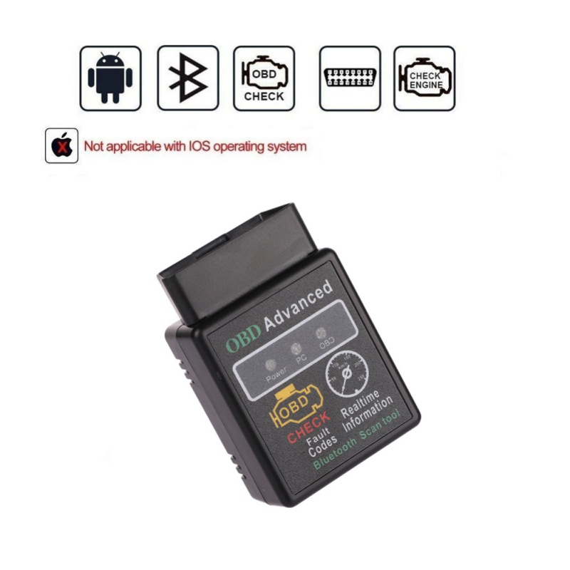 Auto Scanner Für Android Code Reader Diagnose-Tool Bluetooth 2,0 ULME 327 V1.5 OBD2 OBDII Adapter