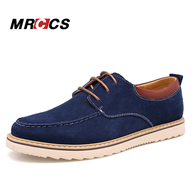 Spring Autumn Classic Fashion Comfort Breathable Slip On Mens Boat Shoes