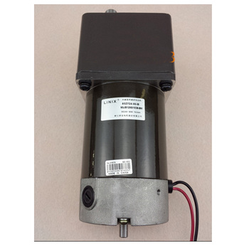 85ZY24-80-B/90JB120G1538-BM Linix Double output shaft motor Permanent magnet DC gear motor zgx50rhh dc12v 150rpm 12mm shaft 50mm permanent magnet planetary motor brush