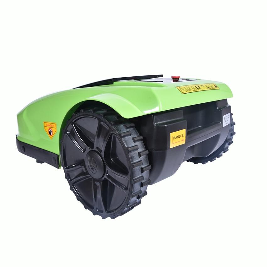 Tosaerba robotizzato S520 di quarta generazione con gamma Funtion, - Attrezzi da giardinaggio - Fotografia 4