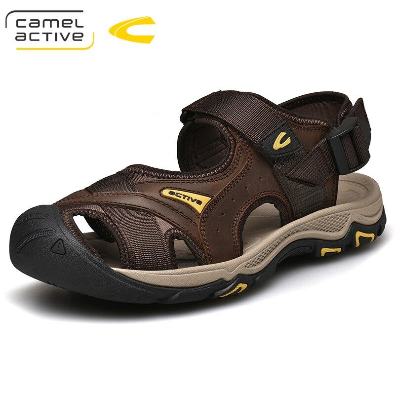 Camel Active 2019 été nouveau Camouflage classique chaussures hommes sandales pour décontracté en plein air eau marche plage eau Sandalias