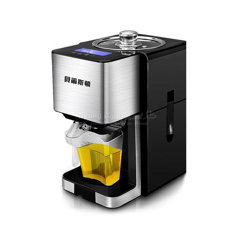 Hot and cold home oil press machine ZYJ-9018 220V peanut soy bean olive oil press machine high oil extraction rate Q10106 ножницы зубр эксперт по металлу cr mo прямые короткие для сложных материалов 240мм 23103