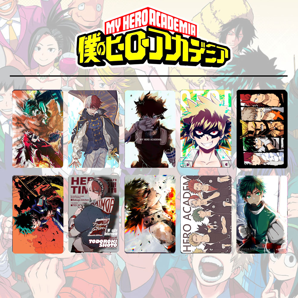f8964d11d76 My Hero Academia Izuku Midoriya Katsuki Bakugou All Might Shoto Todoroki  Tsuyu Asui Skullies Beanie Knitted ...