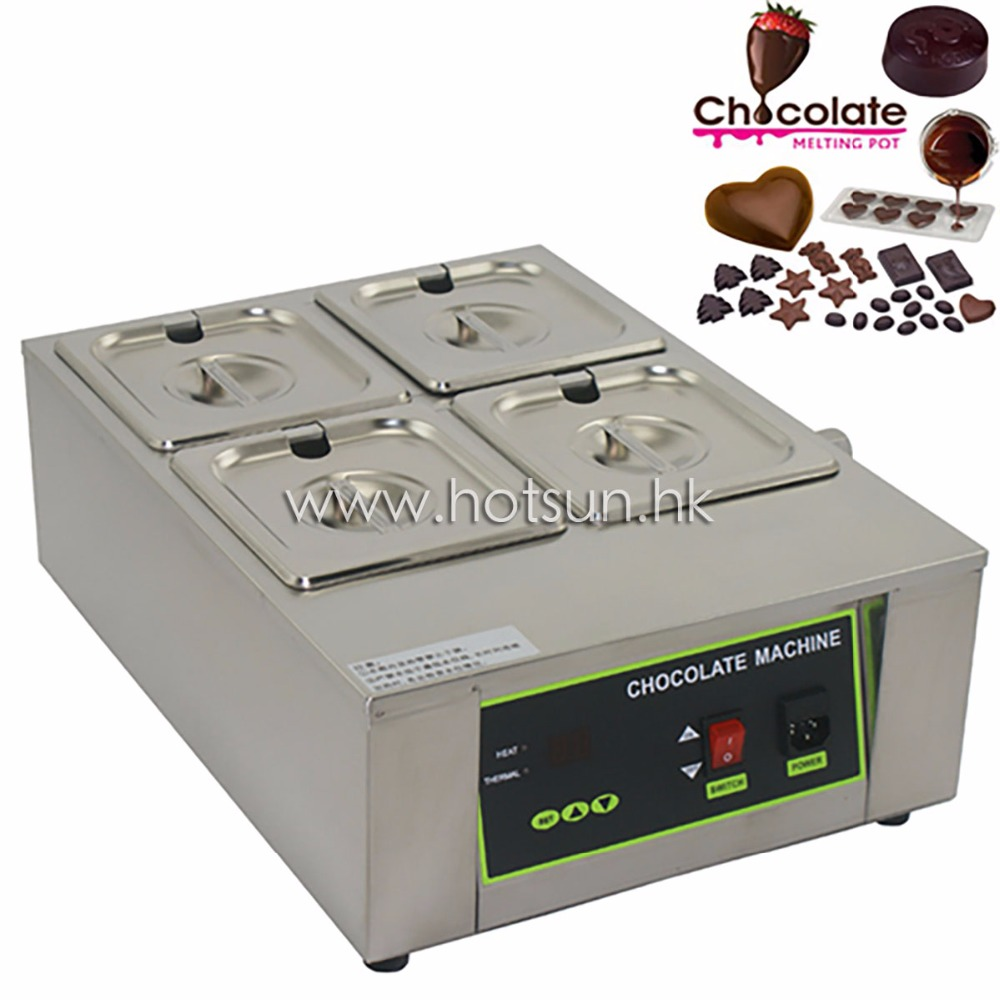 Online Get Cheap Commercial Chocolate Melting Pot -Aliexpress.com ...