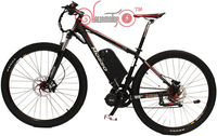 Free Shipping 48V 750W MOSSO 29er Ebike Electric Bicycle 8FUN Mid Drive Motor 9 Speed 48V