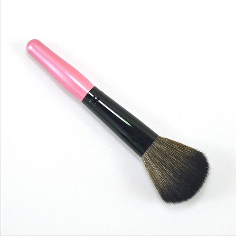 Single Makeup Brush Soft Contour Face Powder Foundation Blush Cosmetic Makeup Tool Makeup Brushes