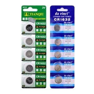 Image 5 - YCDC 5x CR1632 CR1632 ECR1632 DL1632 KCR1632 LM1632 3V Lithium Li ion Pin Cell Nút Đồ Chơi 1632 Pin Thẻ Bán Lẻ rất Nhiều