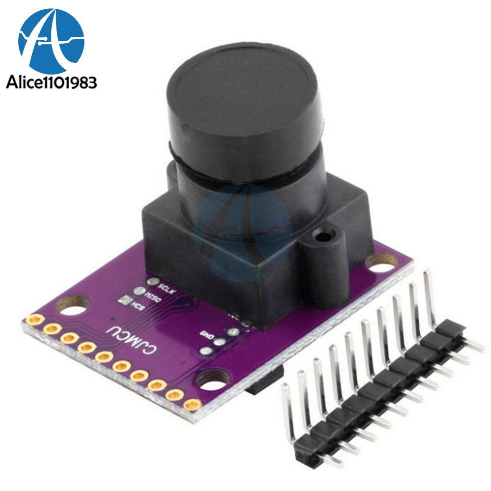 High Quality Optical Flow Sensor APM2.5 Improve Position Hold Accuracy Multicopter ADNS 3080 Diy Kit Electronic PCB Board ModuleHigh Quality Optical Flow Sensor APM2.5 Improve Position Hold Accuracy Multicopter ADNS 3080 Diy Kit Electronic PCB Board Module