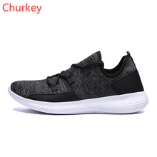 Fashion Sneakers Men Breathable Casual Sports Male Walking Shoe Air Mesh Trainers Leisure Black Shoes Comfortable Outdoor Shoe