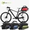Rockbros 3 IN 1 Multifunctional Bicycle Bag MTB Saddle Luggage Panniers Cycling Rear Rack Bag Mountain