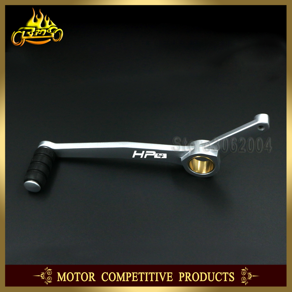 Gear Lever Pedal Shifter Foot Shift Lever Motorcycle Accessories Aluminum FOR BMW HP4 2013-2015 2014 Free Shipping With LOGO CNC