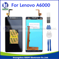Для Lenovo A6000 ЖК-Дисплей + Сенсорный Экран Дигитайзер Сборки Оригинальные Запасные Части + Инструменты