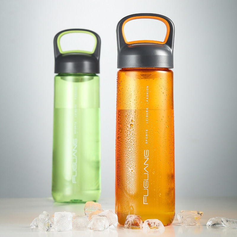 Plastic Water Bottles 700ml Capacity Drinking Water Portable Leak Proof Sports Protein My Sport Portable Drink Water Bottle