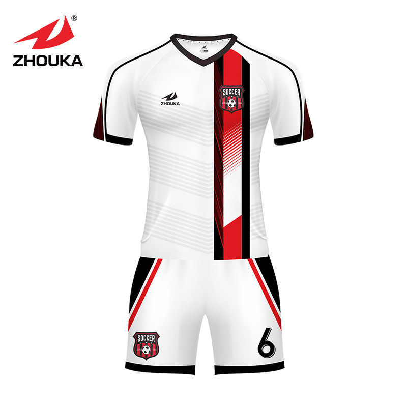 54186538a 2019 Grade original soccer wear design customized free shipping youth  soccer uniforms Free Shipping Full Sublimation
