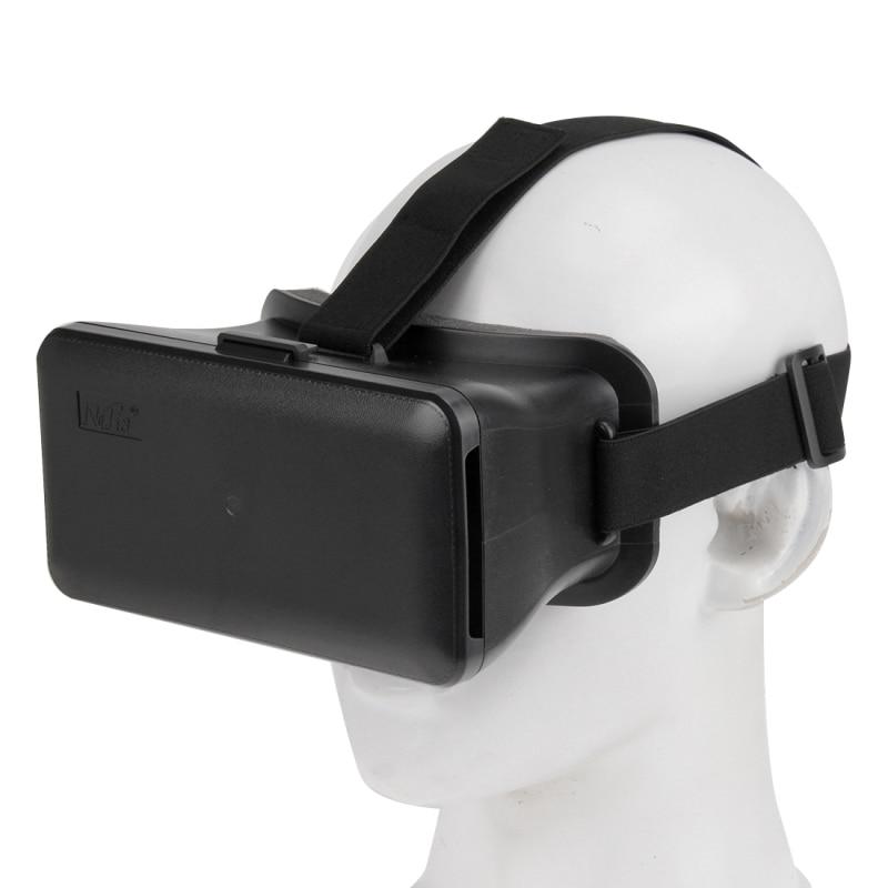 NJ-1688C+ DIY 3D Cardboard Head Mount <font><b>Plastic</b></font> <font><b>Virtual</b></font> <font><b>Reality</b></font> 3D <font><b>Video</b></font> <font><b>Glasses</b></font> <font><b>for</b></font> <font><b>iPhone</b></font> 6 Plus Samsung Galaxy Note 4 3
